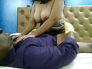 Karisma - S3 E10 - Big Tit Indian Girlfriend Gets Analized (Anal Fuckfest)