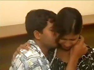 Desi with her boyfriend having sex
