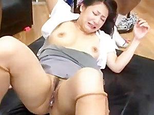JAPANESE WIFE BIG BLACK COCK GANGBANG tube porn