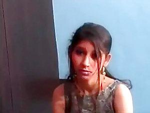 Indian massage parlor beauty Girl