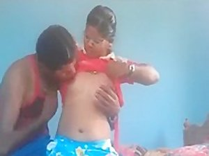 Horny desi north indian couple fucking blue film style