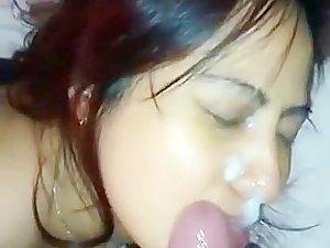 Desi Sucktoy Facial