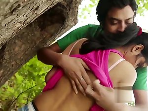 College Couple Din&rsquo t Control Love In Forest Short Movie - HClips - Private Home Clips