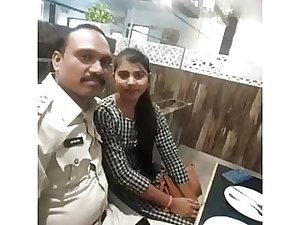 Police hard sex with taniya give money