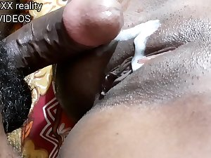 Hairy Dick and SHAVED PUSSY
