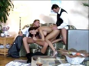 Hot babe hot blow job and hot fuck