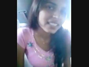 My Girlfriend In Car