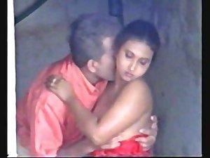 Classic Indian mallu girl Roshni boobs enjoyed