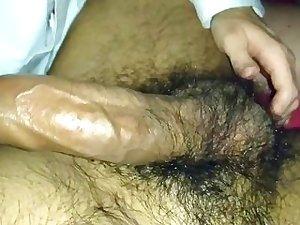 mylusty desi girl friend blowjob my dick